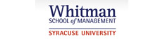 The Whitman School of Management - Syracuse University